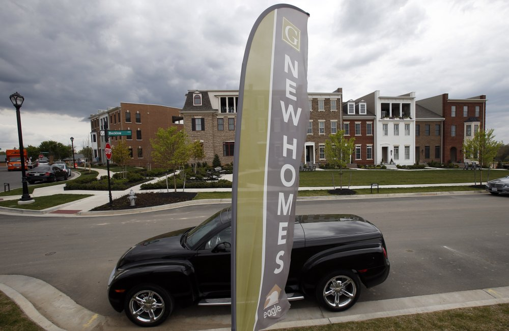 US new-home sales plunged 8.9 percent in October
