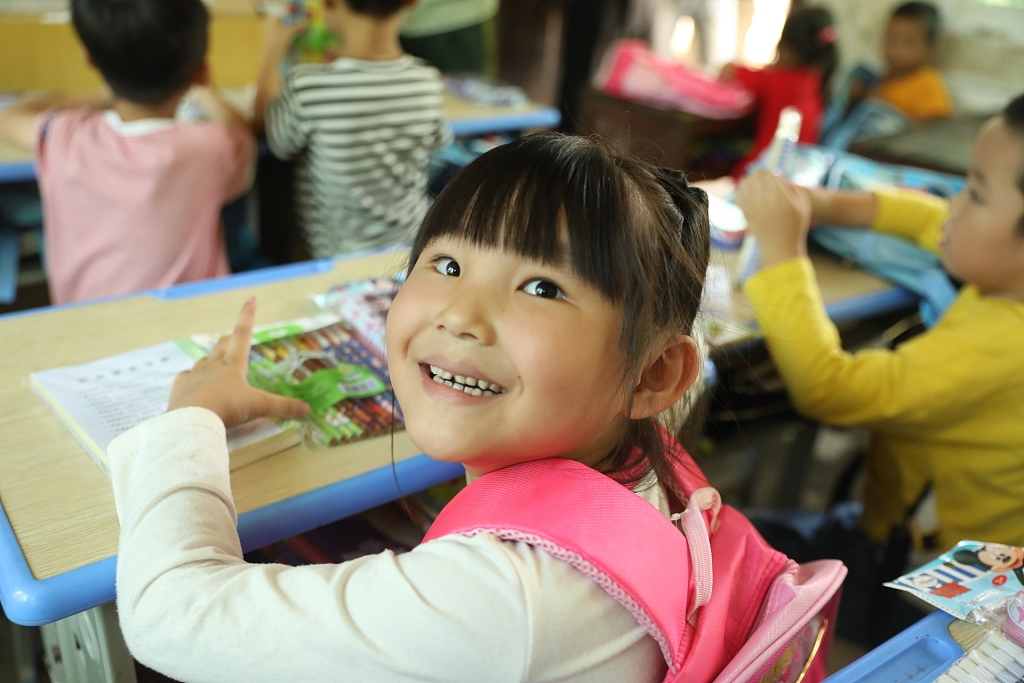 China issues guideline on developing educational standards