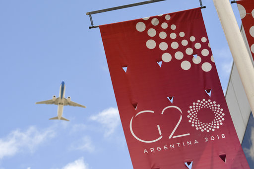 China calls on G20 members to safeguard free trade, multilateral trade system