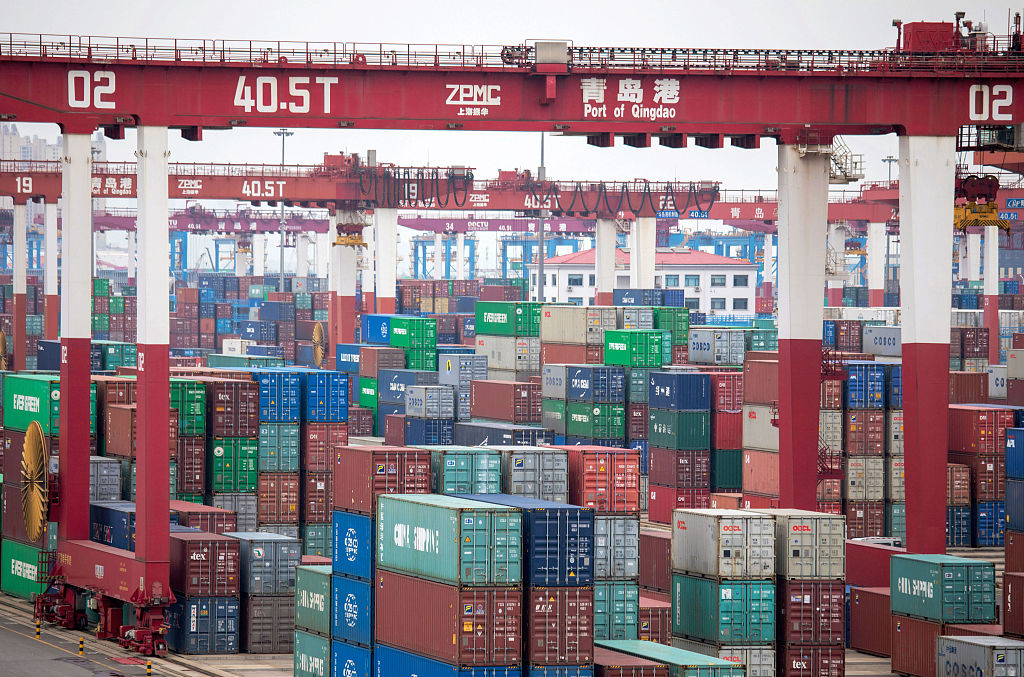 China's foreign trade leapfrogs to new heights through reform