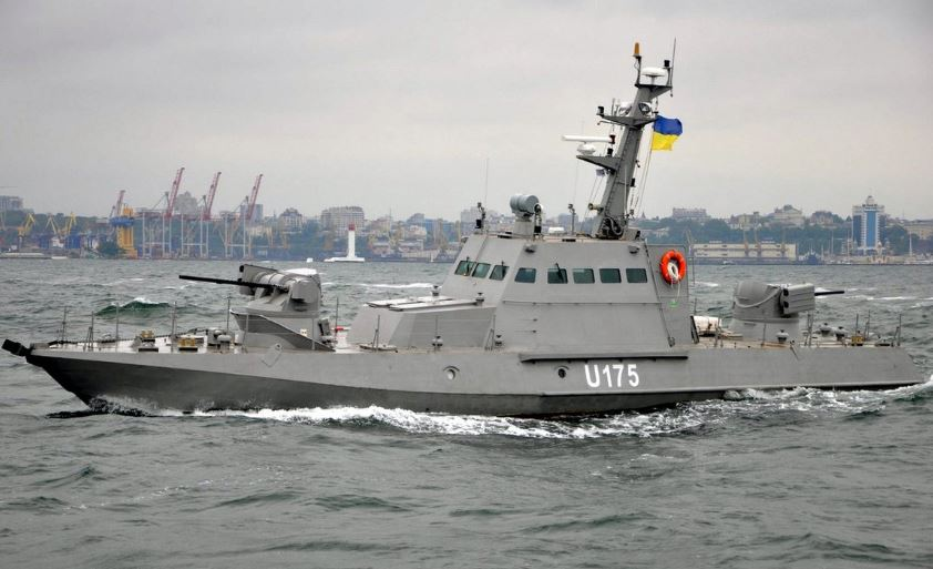 Ukraine urges NATO to deploy ships in Sea of Azov amid tensions