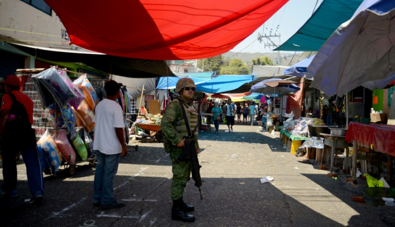 Latin America and Caribbean is world's most violent region, study says