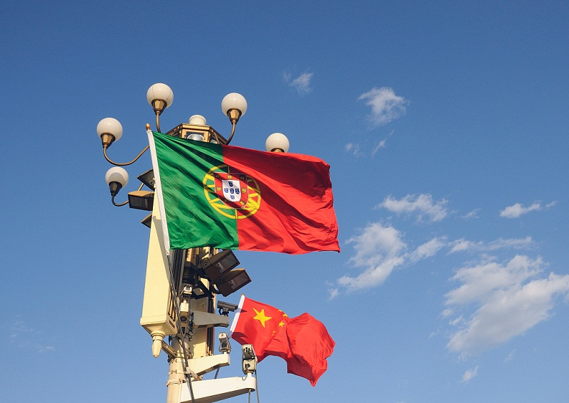 To create new chapter of China-Portugal relations in the new era