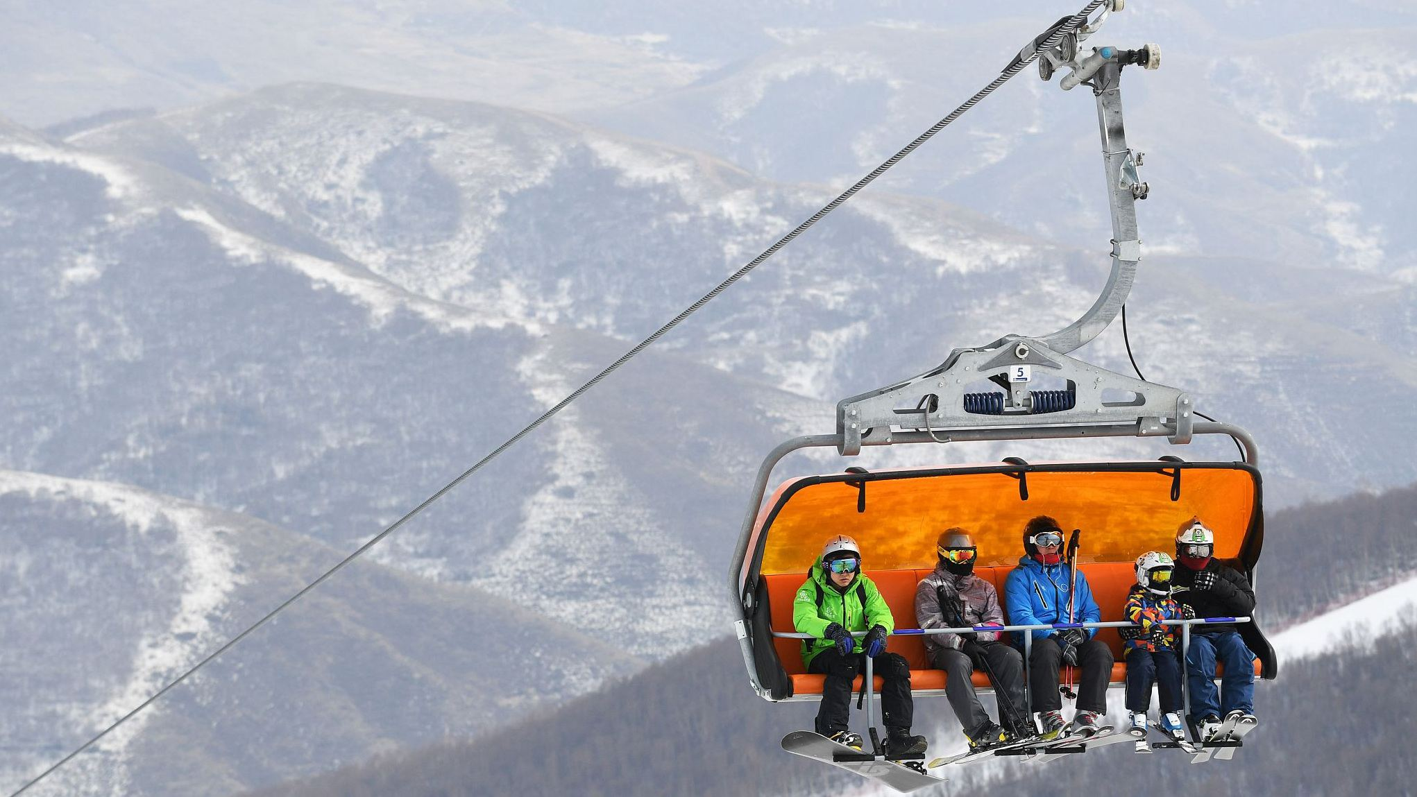 China's Hebei seeks Winter Olympics cooperation with France