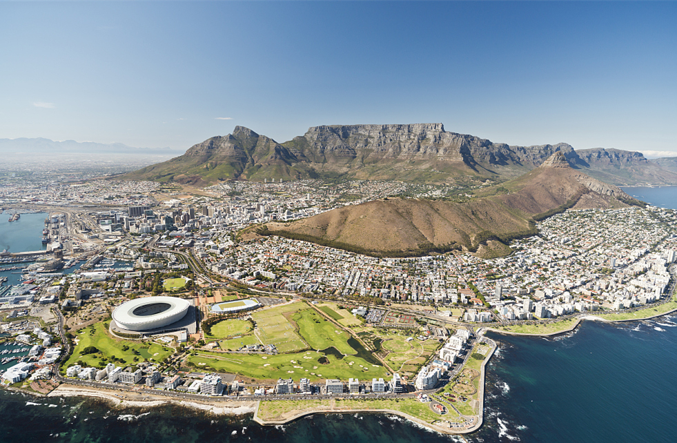 S. Africa's Cape Town relaxes water restrictions