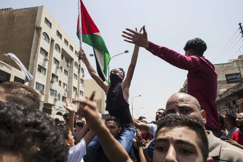 China's UN envoy: Political dialogue is only lasting solution to Palestinian-Israeli conflict
