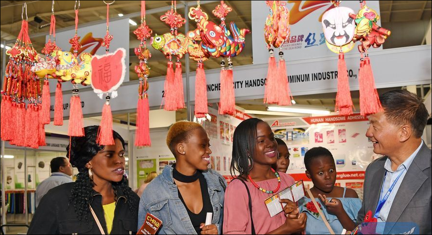 Chinese firms contribute to socioeconomic development in S. Africa