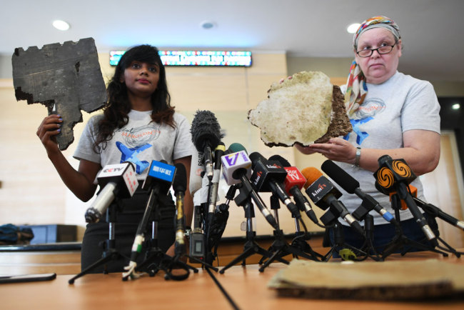 Malaysia says credible evidence needed to restart MH370 search