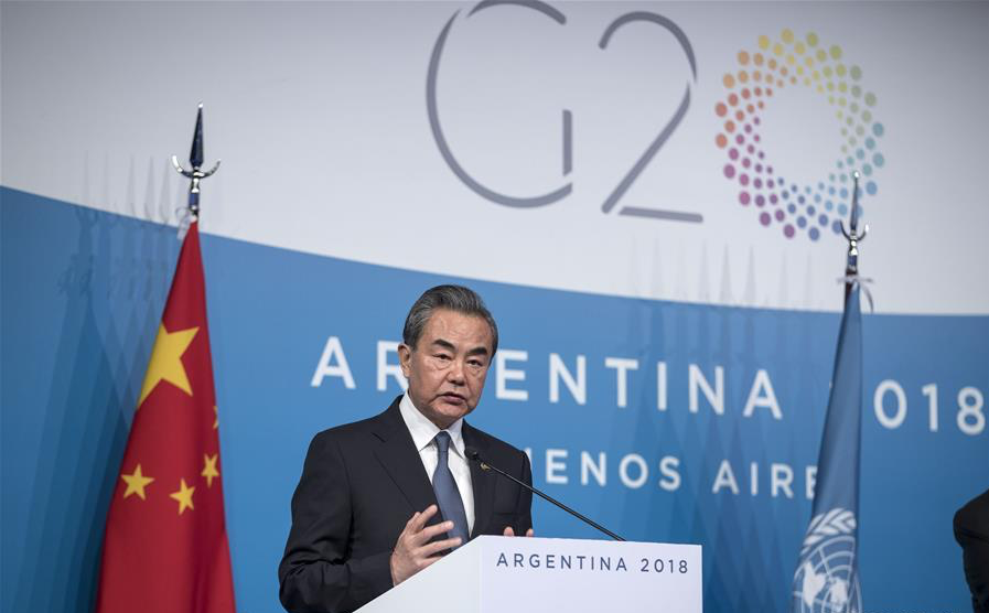 China urges responsibility, action, coordination in tackling climate change