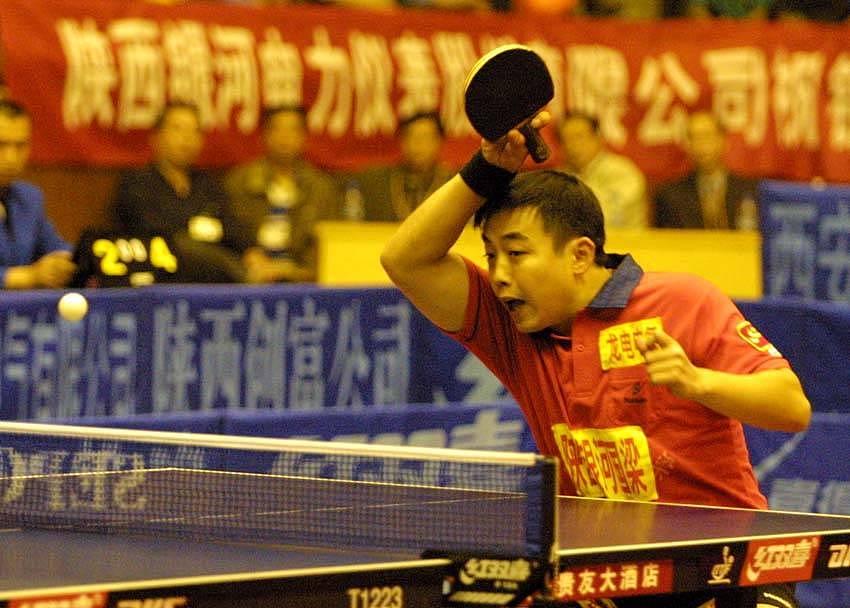 Table tennis legend Liu Guoliang elected as CTTA president