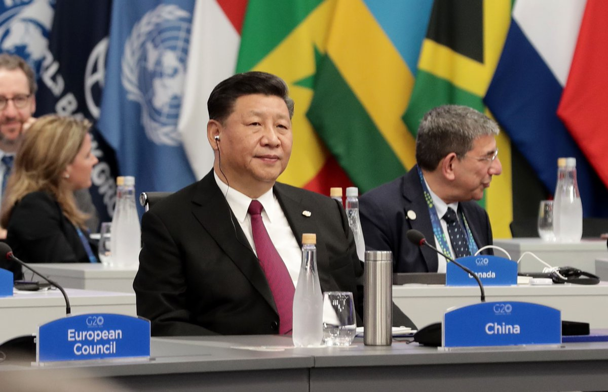 Highlights of Xi's remarks at Session I of G20 summit in Buenos Aires