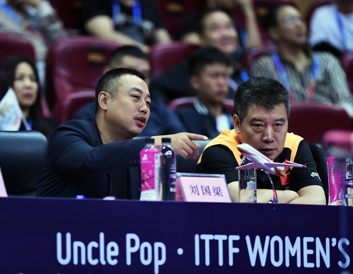 Legend Liu elected new president of table tennis association