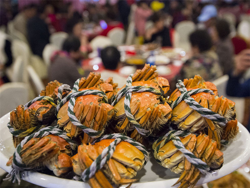 U.S. Customs: smuggling Chinese Mitten Crab face a fine of $10,000