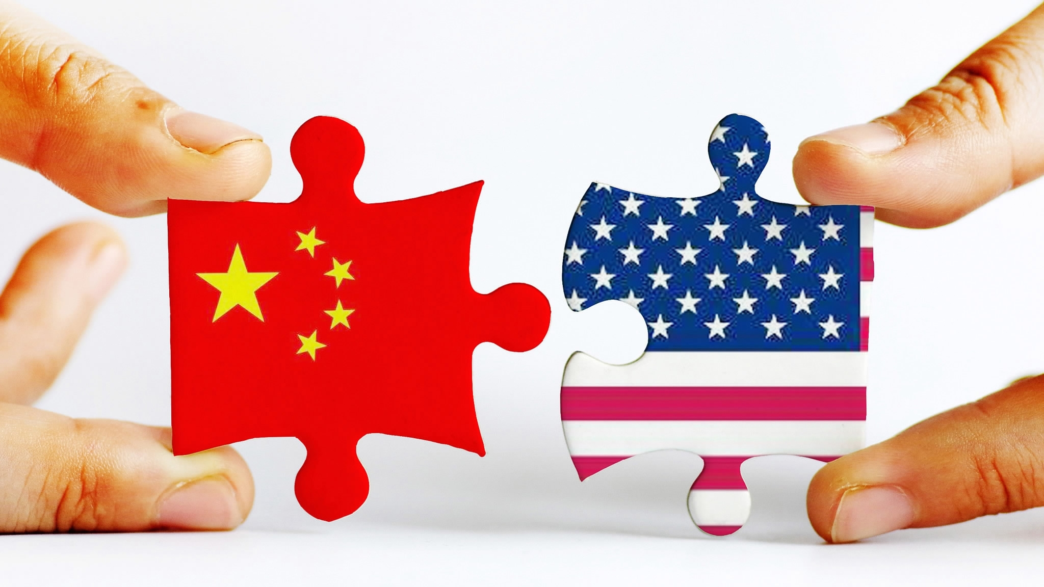 With sincerity, no issue is insoluble between China, U.S.