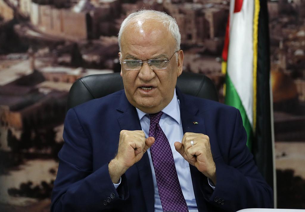Palestinian leadership vows to halt U.S. anti-Hamas draft resolution at UN