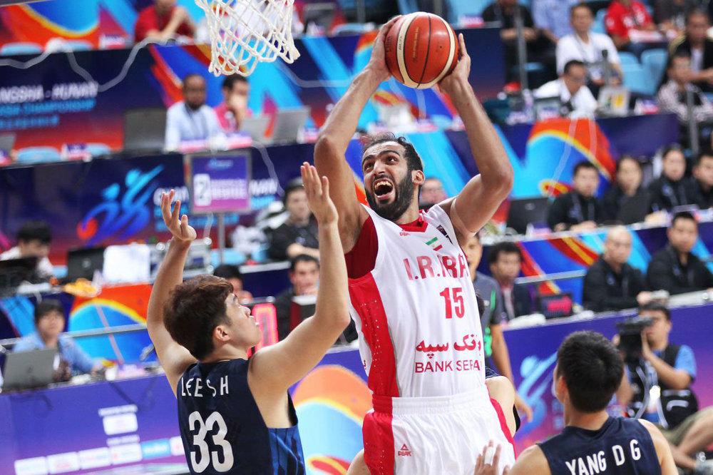 Iran's Haddadi reaches agreement with Xinjiang basketball club