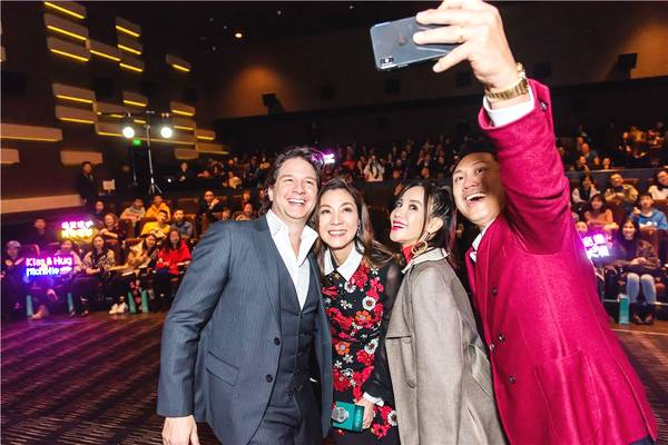 'Crazy Rich Asians' hits Chinese theaters, but will audiences go crazy?