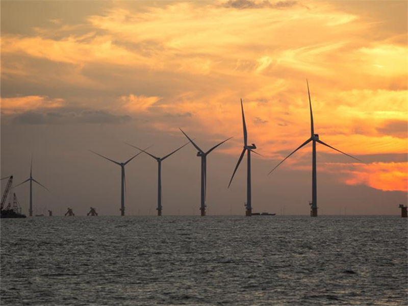 China's gross ocean product up 6.8 pct in first three quarters