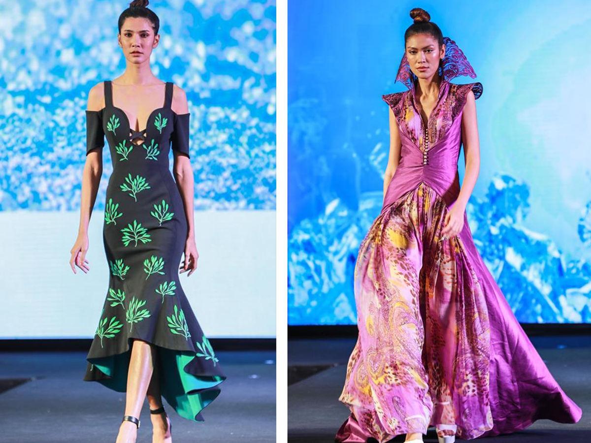 Chinese designers hit Thai Silk Fashion Week