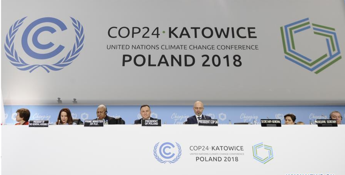 Rapid action urged as major climate talks kick off in Poland