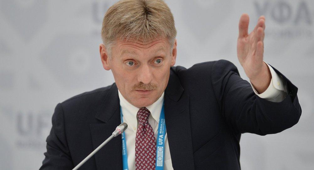 Kremlin denies Ukrainian allegations of Russian aggression