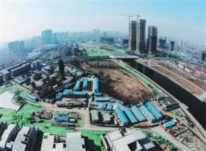 Beijing launches new administrative center in expansive suburb