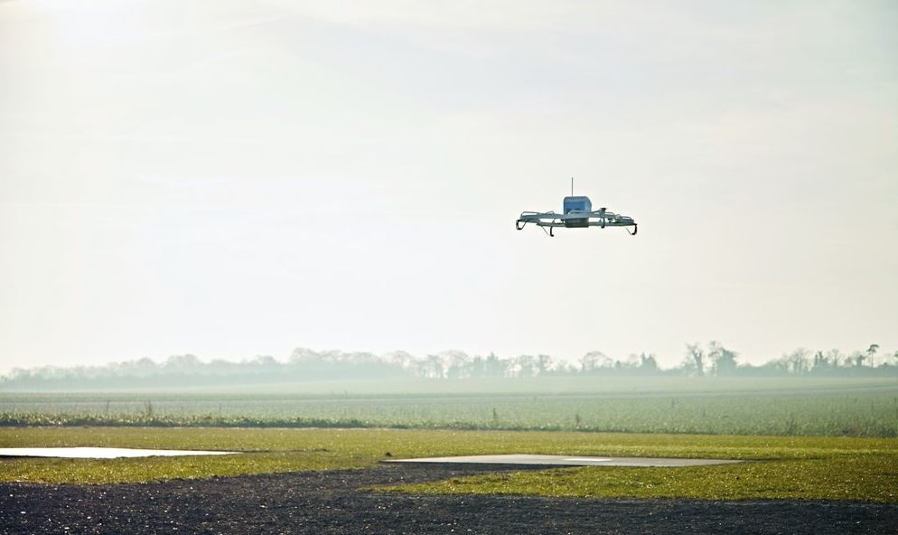 Where are the drones? Amazon's customers are still waiting