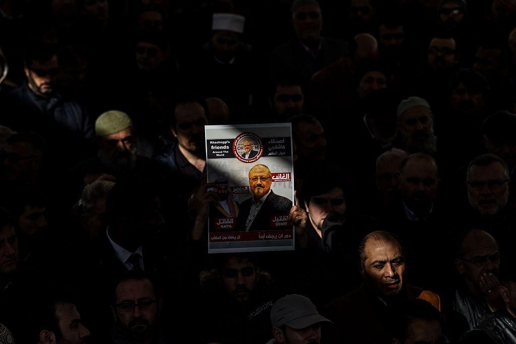 CIA director to brief Senate leaders on Khashoggi's slaying