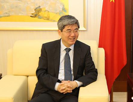 Chinese ambassador named Ambassador of Year 2018 in Bulgaria