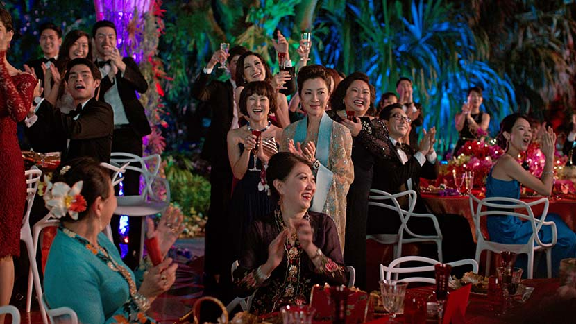 'Crazy Rich Asians' sees poor box-office returns in China