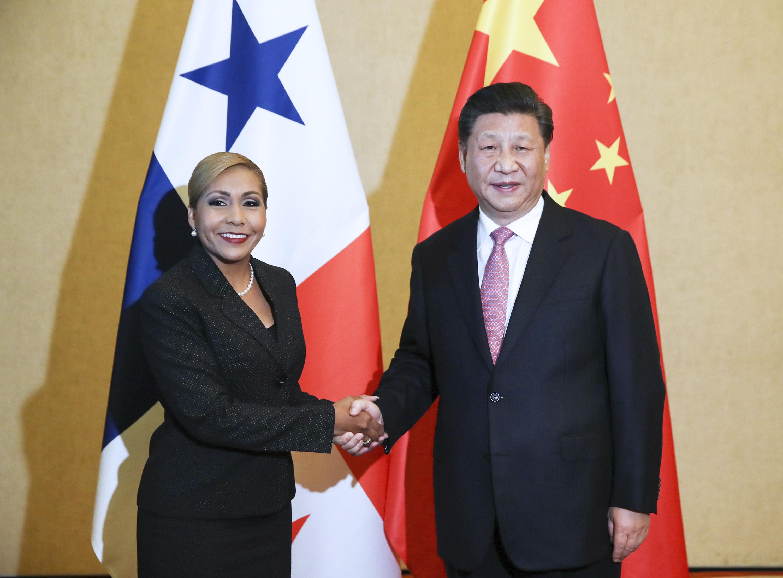 Xi calls for broader China-Panama legislative exchanges