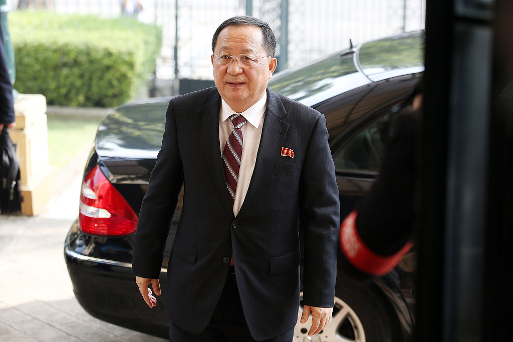 DPRK FM to visit China