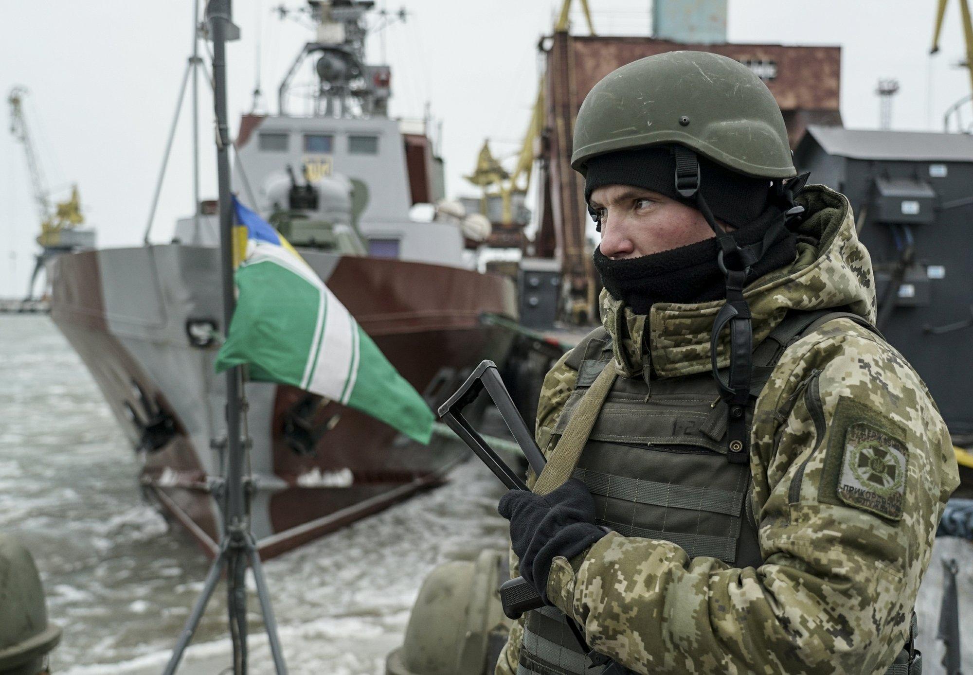 Russian Duma condemns Ukraine's 'destructive activities' over Kerch Strait standoff