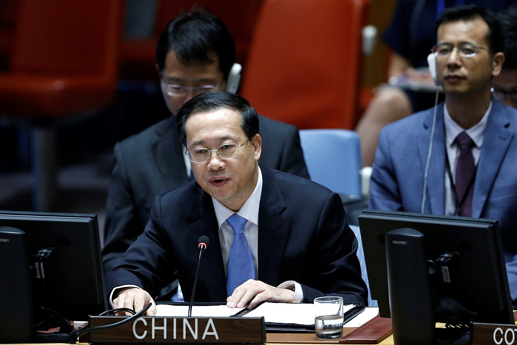 Chinese envoy says protectionism harms developing countries