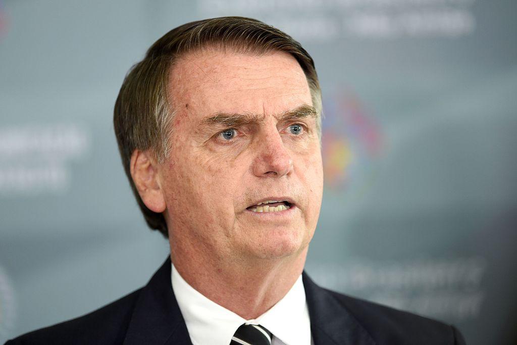 Brazil's Bolsonaro says pension reform priority in early 2019