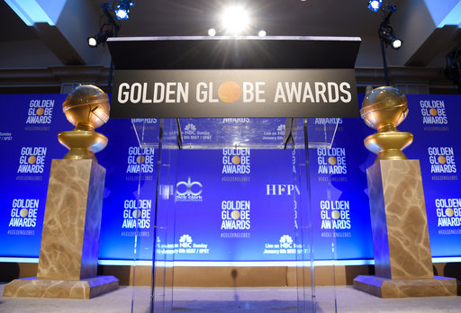 Film comedy acting Golden Globe noms announced