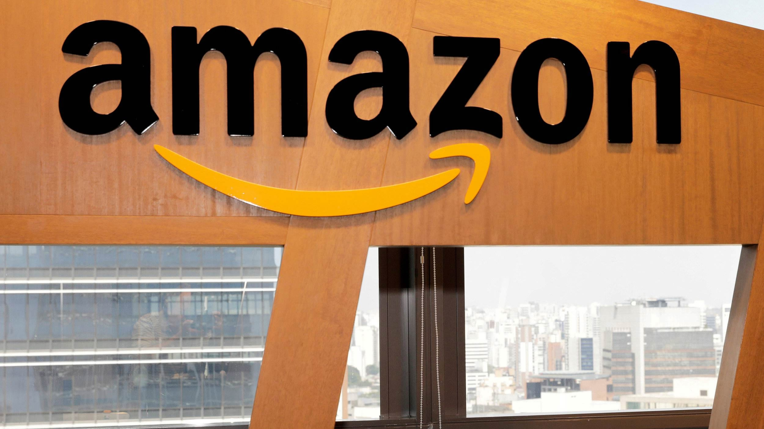 Amazon workers hospitalized after warehouse robot unleashes bear spray