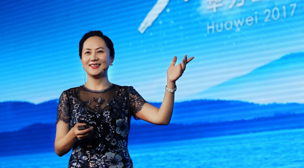 Shenzhen demands Canada release Meng Wanzhou