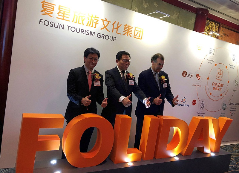 Fosun Tourism Culture Group files IPO in Hong Kong