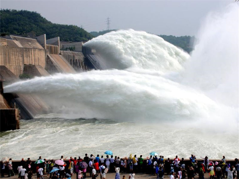 China's key water projects drive poverty alleviation
