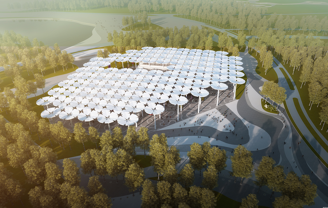 Trial operation of Beijing Horticultural Expo Park to begin in April