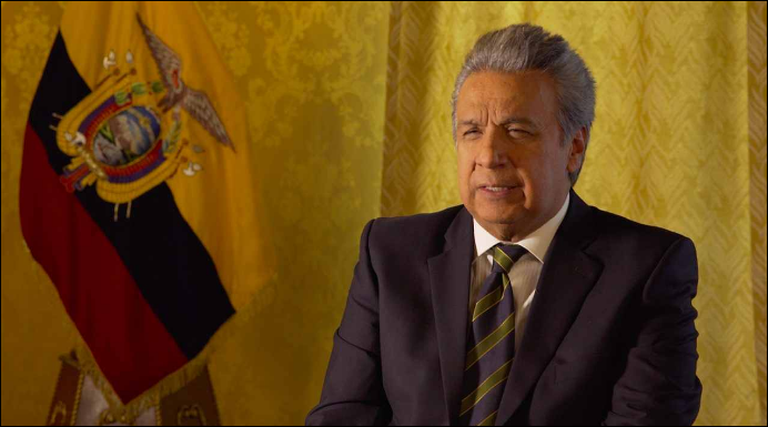 Ecuador expects more trade with China, says president