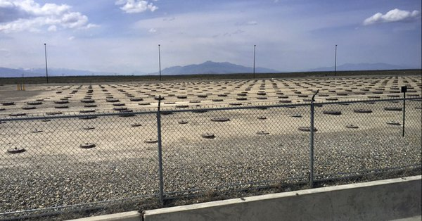 US to shut down Idaho nuclear waste processing project