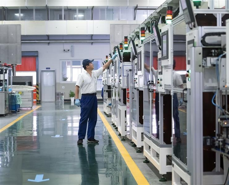 China's producer prices rise 2.7 pct in November