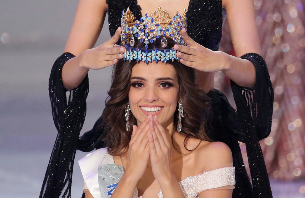 Miss Mexico crowned Miss World 2018