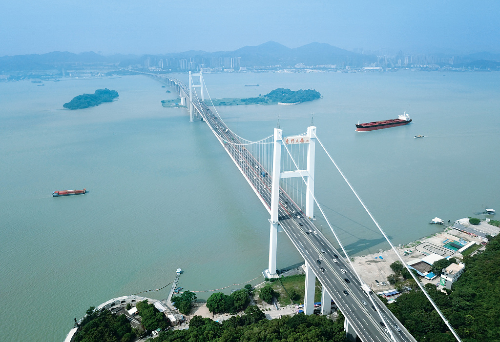 China makes headway in pushing water conservancy projects