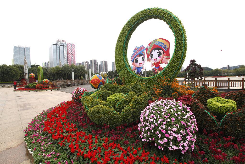 Guangxi expanding BRI roles