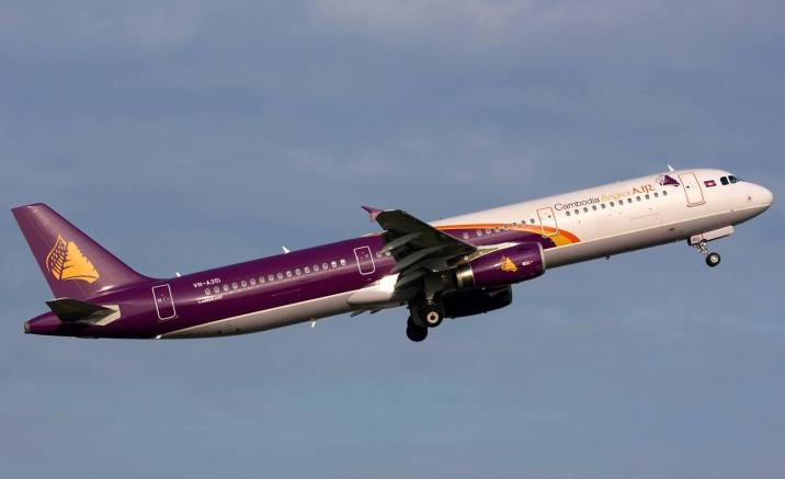 Direct flight to link Tianjin and Cambodian city