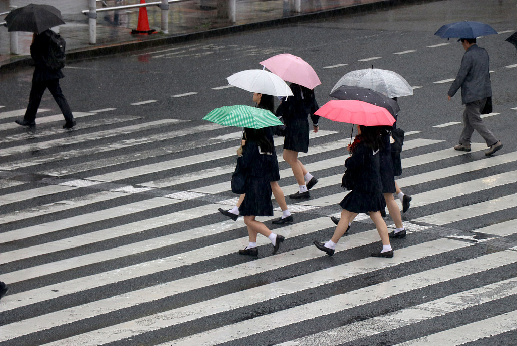Japan: Economy shrank at 2.5 percent annualized rate