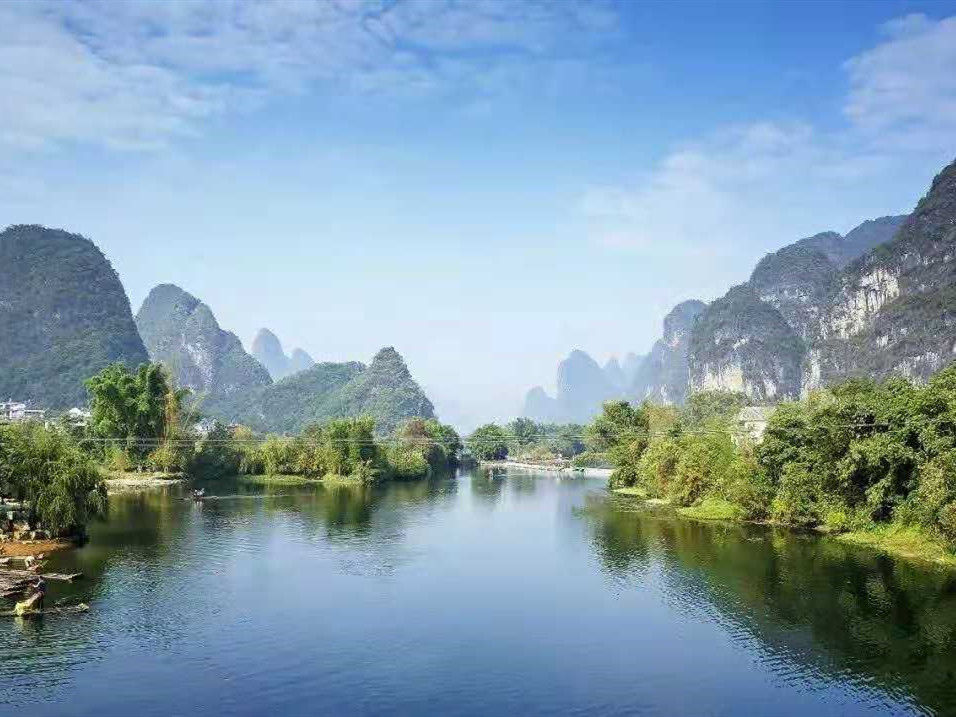 Xi has always cared for and supported Guangxi's development